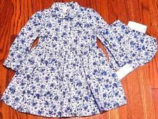 Polo Ralph Lauren Authentic Baby Girls Original Dress Set Size 6m