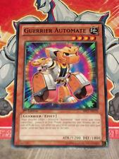 Carte YU GI OH GUERRIER AUTOMATE BP01-FR170 x 3