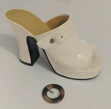 "Just The Right Shoe 1999 Raine ""Struttin' "" #25047 Miniature Collectible Shoe"