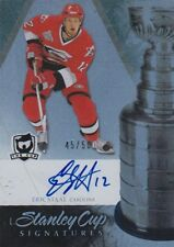 10-11 The Cup STANLEY CUP SIGNATURES xx/50 Made! Eric STAAL - Hurricanes