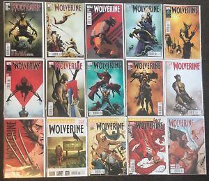 Wolverine #1,2,5.1,6,7,8,9,10,11,14,16,17,18,19,20 Marvel (Series 3) X-Men Nm