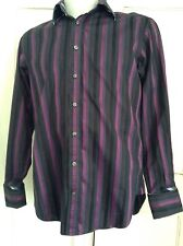 Size 2 Ted Baker 15.5 Endurance Striped shirt bought for £89