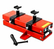 MOTORCYCLE STAND SCISSOR LIFT MOTORBIKE PADDOCK STAND JACK LIFT 500KG 1100LBS