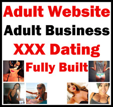Website For Sale - Adult Business - Dating Site - Money Online - Online Business