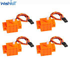 4PCS Geekservo Motor 360° Continuous Rotation for Lego Micro:bit Smart Car