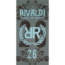 "Serviette Drap de plage Rivaldi ""R26"" strandtuch beach towel coton"