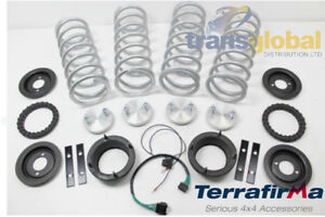 "Range Rover P38 Heavy Duty Coil Spring Conversion Kit +1""- Terrafirma TF222HD"