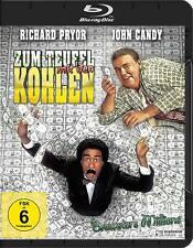 Zum Teufel mit den Kohlen [Blu-ray/NEU/OVP] Richard Pryor, John Candy von Walter