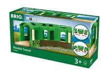 33709 Brio Flexible Tunnel Ferroviaire