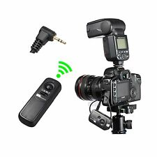 Pixel RW-221/RS1 mando a distancia del obturador para Panasonic GH2 FZ100 FZ50 FZ30 Leica