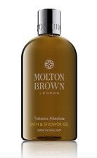 MOLTON BROWN Tobacco Absolute Body Wash 300ml *New/Free Postage*