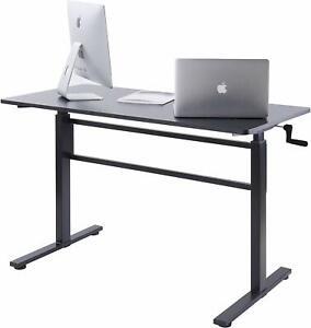 OTHELLO Schreibtisch Höhenverstellbar Tischgestell Bürotschreibtisch Home Office