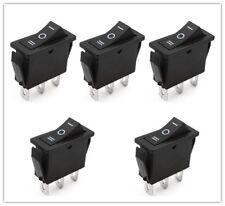Barco Rocker Switch 3 serie KCD3 posición 3-Pin ON-OFF-ON 20A 125V 16A 250V