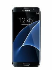 "Samsung Galaxy S7 Edge Dual Sim G935FD 32GB 4G LTE 5.5"" Factory Unlocked Black"