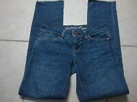 Womens AMERICAN EAGLE 77 straight jeans, 0