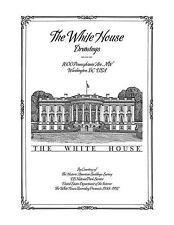 The White House Drawings - Plan Book of Architectural Drawings