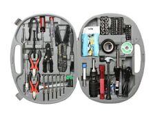 Computer Network PC Tool Kit Technician Service Repair Case Laptop Set 146 Piece