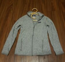 Patagonia Better Sweater Damen Fleecejacke grau XS