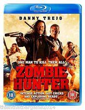 Zombie Hunter (Blu-ray, 2013)
