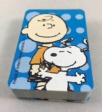 Peanuts Snoopy & Charlie Brown Mini Playing Cards
