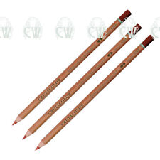 3 X Cretacolor Artists SANGUINE OIL Pastel Pencils. For Drawing & Sketching