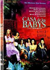 CASA DE LOS BABYS(BRAND NEW DVD)Mary Steenburgen,Daryl Hannah,Maggie Gyllenhaa