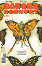 SAUCER COUNTRY #11 VF/NM VERTIGO