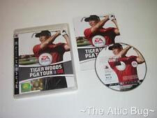 Sony Playstation 3 / Ps3 ~ Tiger Woods Pga Tour 08 ~ asiáticos liberación