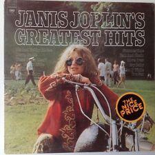 JANIS JOPLIN - JANIS JOPLIN'S GREATEST HITS RARE 1973  NEW SEALED LP