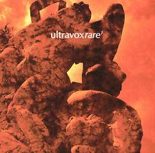 ULTRAVOX Rare Volume 1 CD Chrysalis Records 1993 17 tracks studio/liveOOP MINT!!