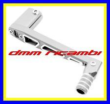 Pedale Cambio APRILIA RS 50 06>10 DERBI GPR Leva pedana sinistra marce alluminio