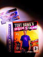 TONY HAWK'S AMERICAN NUOVO SIGILLATO SEALED NEW NINTENDO GAMEBOY  RARO NDS GBASP
