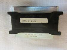 AMPHENOL CONNECTORS 283-114-02 (8 PCS)
