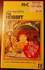 Sealed 1977 J.R.R. Tolkien's The Hobbit Sony BetaMax Movie