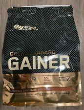 ON Optimum Nutrition Gold Standard GAINER 10 lb bag - Colossal Chocolate Flavor