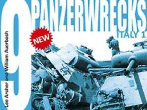 PANZERWRECKS Band 9  Italy 1  u.a. Panzer III und IV , Stug III