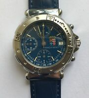 ETA Valjoux 7750 automatic chronograph movement, FRANCHI MENOTTI watch