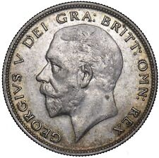 1929 HALFCROWN - GEORGE V BRITISH SILVER COIN - NICE