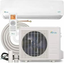 Senville 9000 BTU Mini Split Air Conditioner Ductless Heat Pump
