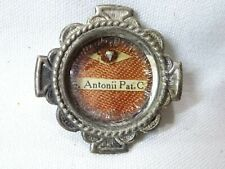✝ Reliquary Relic St. Anthony of Padua Confessor & Doctor