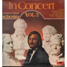 James Last Orchestra Lp Vinile In Concert Vol 2 / Polydor ‎2371 191 A Nuovo