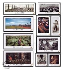 El Habano CIGAR POSTER SET - Set of 10 Large Photographs