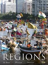Regions by Nijman, H. J. de Blij, Muller (Hardcover)15e