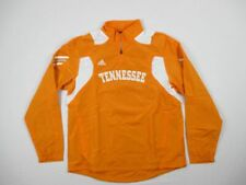 NEW adidas Tennessee Volunteers - Orange ClimaProof Pullover (M)