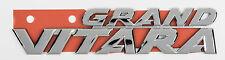 Genuine Suzuki Emblem Type 5 Grand Vitara JB424 77841-65J30-0PG Badge Sticker