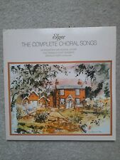 Elgar* -The Complete Choral Songs/The Donald Hunt Singers 2LP (A66271/2S)