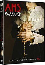 AMERICAN HORROR STORY - STAGIONE 6 (3 DVD) COFANETTO ITALIANO, NUOVO, ORIGINALE