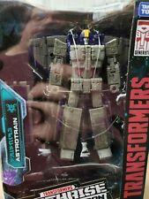 Hasbro Takara Tomy Transformers Earthrise WFC Leader Class Astrotrain New