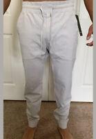 Lululemon Mens Size M ABC Jogger * Light Vapor Gray VPOR Mesh Pant Run Yoga