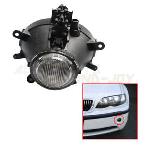 Front Bumper Left Fog Driving Light For BMW 3 Series E46 4DR 2002-2005